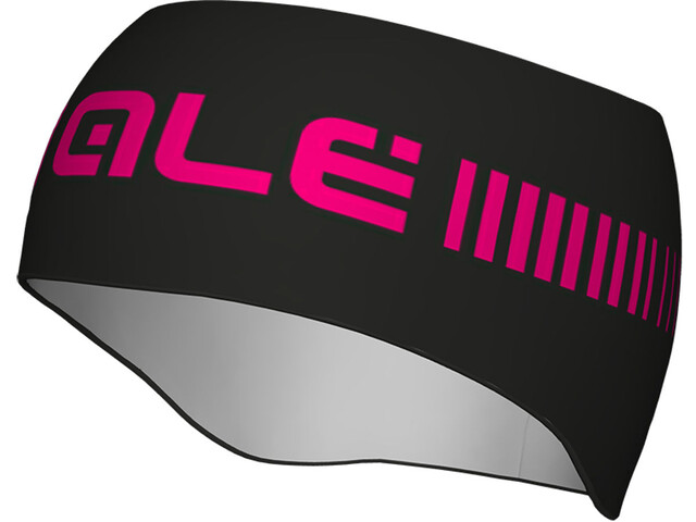 Alé Cycling Strada Accesorios para la cabeza, black-fl magenta